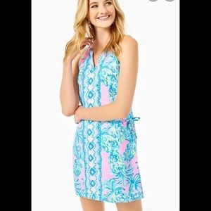 Lilly Pulitzer Pearl Romper—Size 8